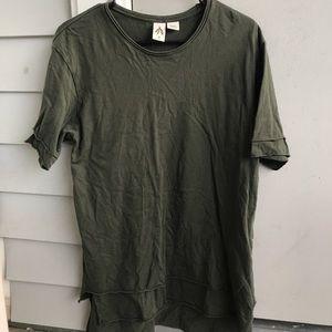 UO layered shirt